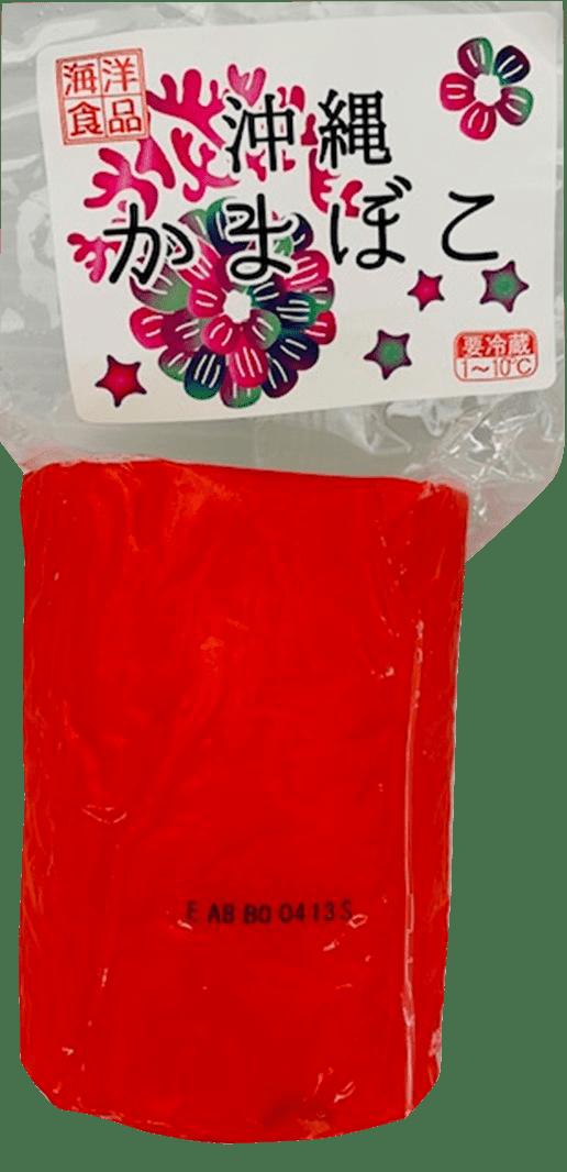 赤かまぼこ ハーフ(真空)