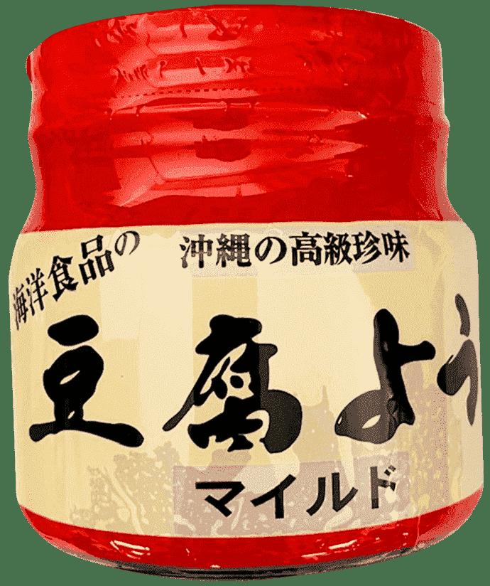豆腐ようマイルド(ビン入り)